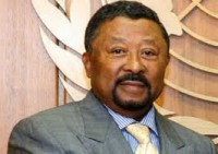 H.E. Dr. Jean Ping